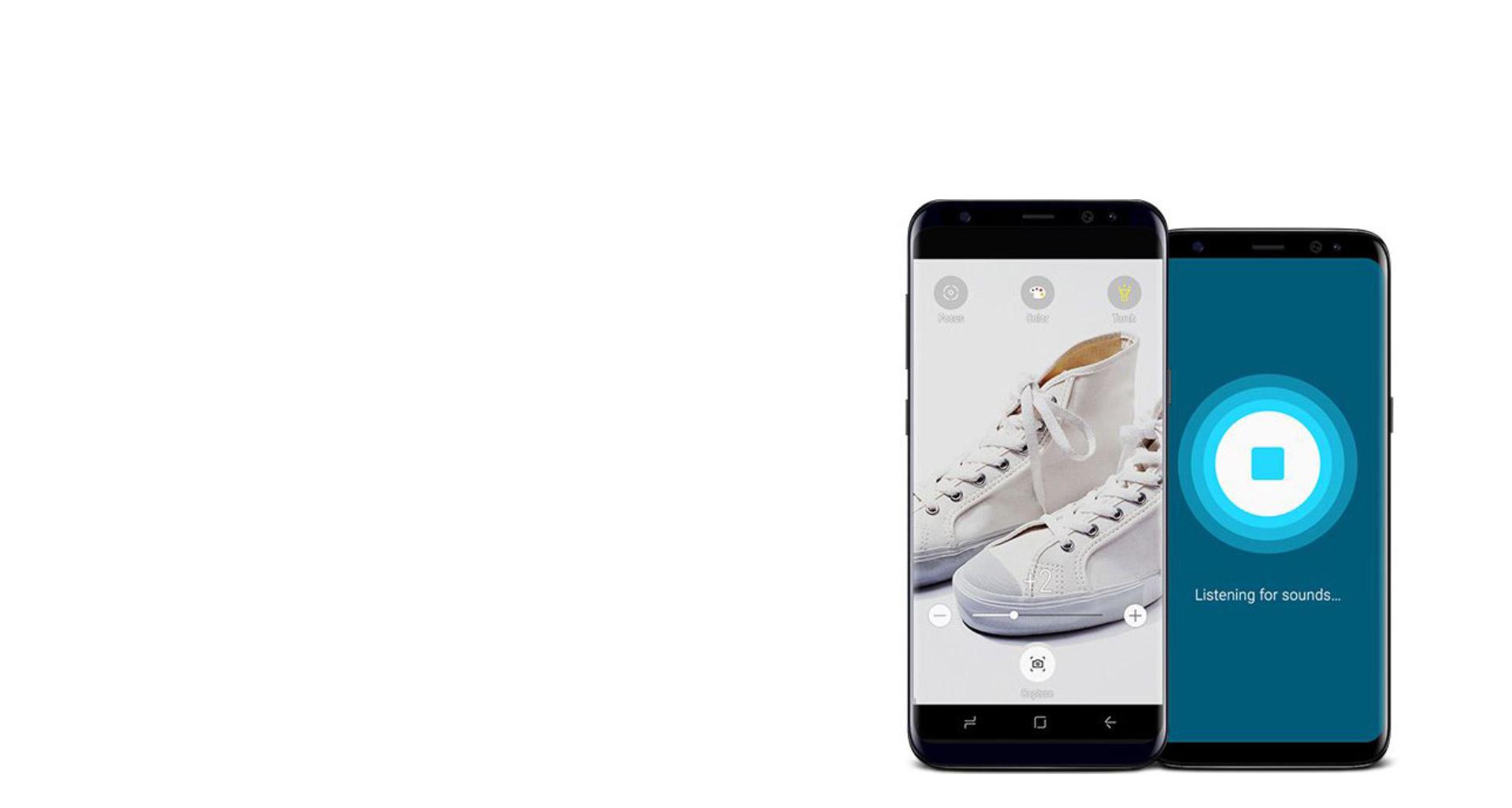 گوشی سامسونگ گلکسی +S8 با قابلیت های پیشرفته